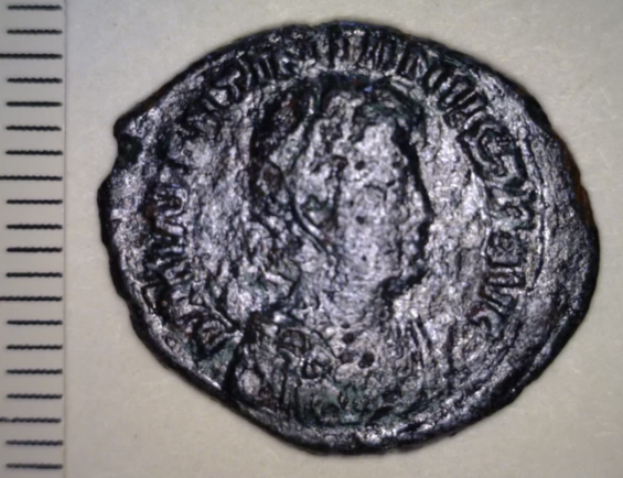 1,500-Year-Old Coin Stash Leaves Archaeologists with Mystery