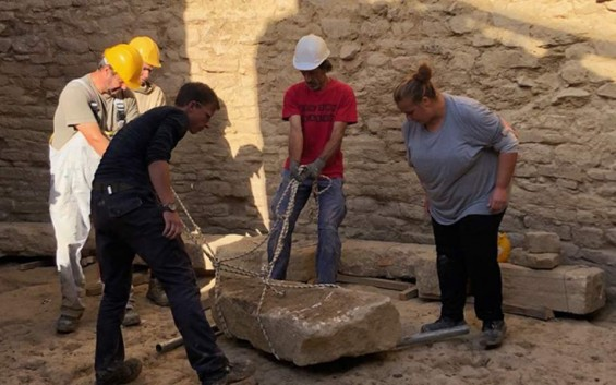 Bonds of friendship formed at Pylos archaeological dig