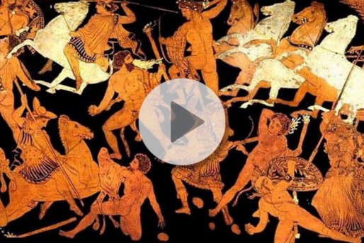 Webinar - The Gigantomachy on the Athena Parthenos Shield
