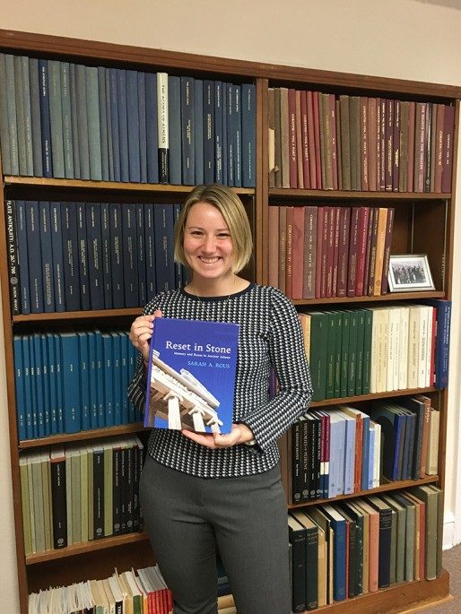Q&A with New Publications Project Editor Sarah Rous